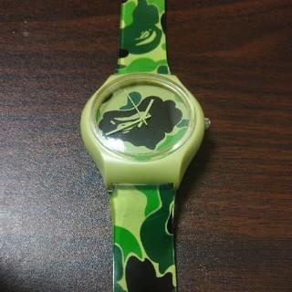アベイシングエイプ(A BATHING APE)のアベイシングエイプ 腕時計 (腕時計)