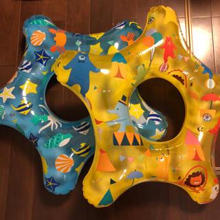 3COINS - 幼児浮き輪セット☆