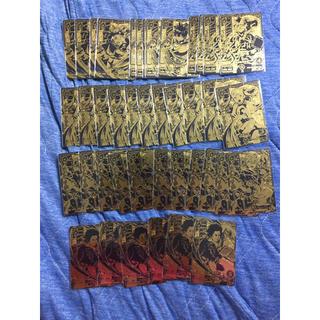 バンダイ(BANDAI)のブラッククローバー カード グリバト ブラックレア(カード)