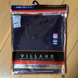 しまむら - 半袖  V首  シャツ Lサイズ
