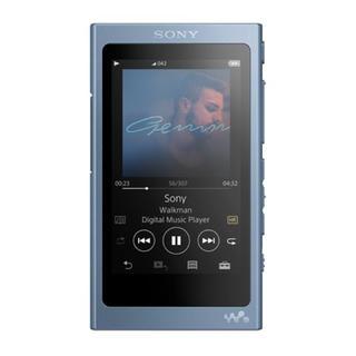 ウォークマン(WALKMAN)のソニー ウォークマン NW-A45 16GB ムーンリットブルー(ポータブルプレーヤー)