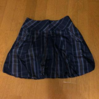 ダブルスタンダードクロージング(DOUBLE STANDARD CLOTHING)のDOUBLE STANDERDスカート(ミニスカート)