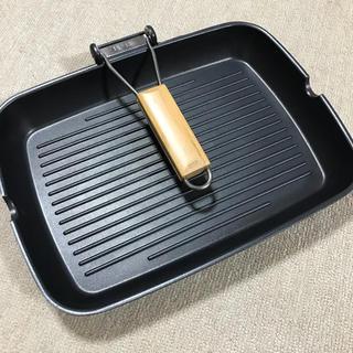 イケア(IKEA)のIKEA  グリルパン(鍋/フライパン)