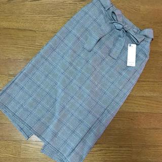 GU - ♡ グレンチェック ♡ タイトスカート ♡