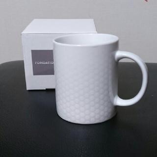 ルイヴィトン(LOUIS VUITTON)のルイヴィトン マグカップ ホワイト(グラス/カップ)