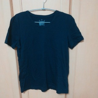 ムジルシリョウヒン(MUJI (無印良品))の無印良品 レディースVネックTシャツ XL(Tシャツ(半袖/袖なし))