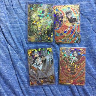 バンダイ(BANDAI)のブラッククローバー カード (カード)