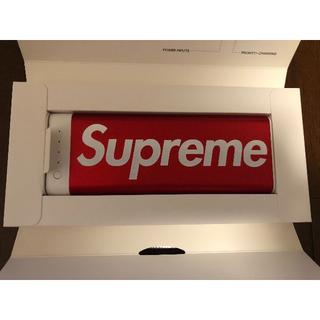 Supreme - Supreme 17aw モバイルバッテリー Mophie Encore 20k