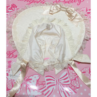 Angelic Pretty - ☆新品タグ付☆ボンネット