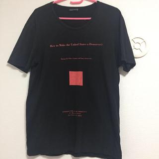 ラッドミュージシャン(LAD MUSICIAN)のラッドミュージシャン Tシャツ ブラック(Tシャツ/カットソー(半袖/袖なし))