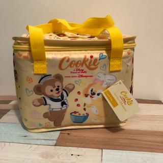 ダッフィー - 【香港ディズニー限定】クッキー ダッフィー 保冷バッグ ランチバッグ