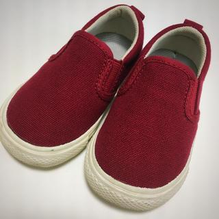 ムジルシリョウヒン(MUJI (無印良品))の美品★無印良品★子供用靴キッズ13.0cm(スニーカー)