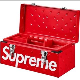 Supreme - Supreme Diamond Plate Tool Box/ツールボックス