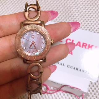 アンクラーク(ANNE CLARK)の時計(腕時計)