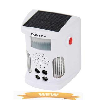 coxfox キャットガード 【ソーラー電池で電源不要】 超音波式