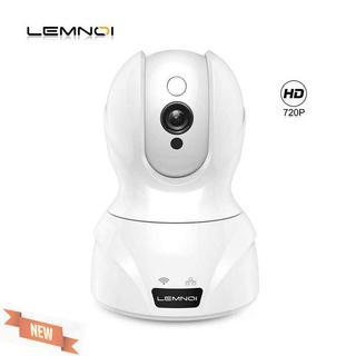 Lemnoi 720P ネットワークカメラ スマホ対応 WIF