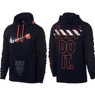 NIKE - JUST DO ITパーカー(NIKE)