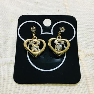 Disney - ディズニー ピアス ミッキー