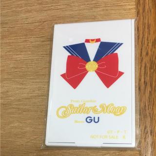 GU - セーラームーン ×g uコラボミラー