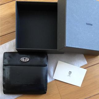 ガルニ(GARNI)のGARNI 箱付き 二つ折り財布(折り財布)