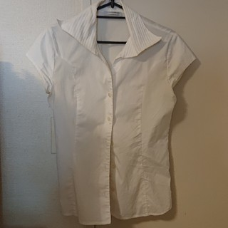 カミエラ(CAMIERA)のカッターシャツ(シャツ/ブラウス(半袖/袖なし))