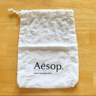 イソップ(Aesop)のAesop イソップ   巾着 ショップ袋(ショップ袋)