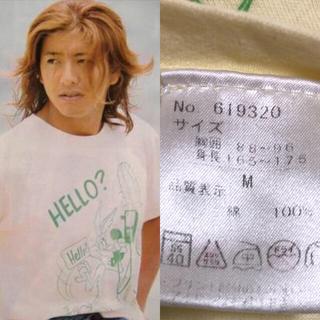 バックドロップ(THE BACKDROP)のルーニーテューンズ  Tシャツ  LOONEY  TUNES  サイズM(Tシャツ/カットソー(半袖/袖なし))