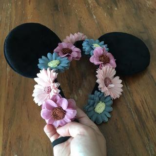 Disneyland ミニーちゃんヘアバンド