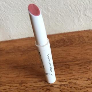 ムジルシリョウヒン(MUJI (無印良品))の無印良品 しっとりUVリップカラー ピンク(口紅)