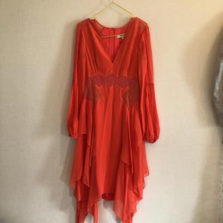 ビーシービージーマックスアズリア(BCBGMAXAZRIA)のBCBG ドレス(ひざ丈ワンピース)
