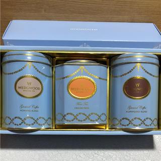 WEDGWOOD - 半額‼︎☆ウェッジウッド 紅茶 オレンジペコ &ドリップコーヒーセット