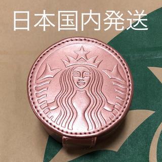 Starbucks Coffee - 海外限定  スターバックス 小物入れ  チョコレート  ケース ピンク 新品