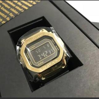 ジーショック(G-SHOCK)の2本セット700本 Kolor G-SHOCK 35th GMW-B5000KL(腕時計(デジタル))