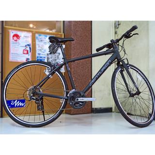 センチュリオン(CENTURION)のセンチュリオン クロスバイク マットブラック 50 50cm(自転車本体)