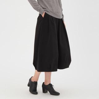 MUJI (無印良品) - コーガニックコットンチノバルーンスカート