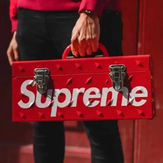 Supreme - supreme Diamond Plate Tool Box  ツールボックス