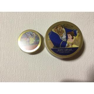 ディズニー(Disney)の美女と野獣 ボディクリーム 練り香水(ボディクリーム)