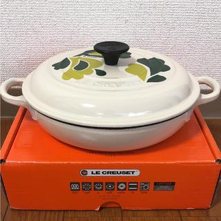 ルクルーゼ(LE CREUSET)の専用です  ビュッフェキャセロール 22センチ(鍋/フライパン)