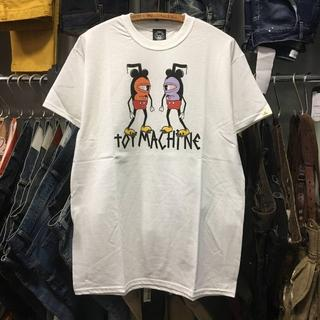 トイマシーン(Toy Machine)のインスタで注目ブランド!新作 定価5400円トイマシーン クレージーミッキーXL(Tシャツ/カットソー(半袖/袖なし))