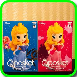 ディズニー(Disney)のQposket フィギュア オーロラ姫 オーロラ ディズニー プリンセス(アニメ/ゲーム)