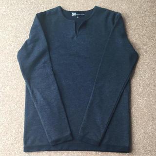 ソー(SO)のSO by alexander van slobbe カットソー(Tシャツ/カットソー(七分/長袖))