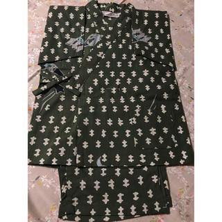 ツモリチサト(TSUMORI CHISATO)の新品 TSUMORICHISATO ツモリチサト 甚平 浴衣(甚平/浴衣)