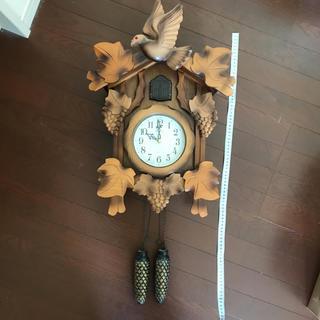 CITIZEN - 壁掛け鳩時計