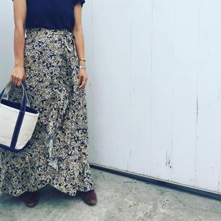 Isabel Marant Étoile  ロングラップスカート