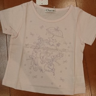 チャコット(CHACOTT)のkiki様専用!新品 チャコット Tシャツ キッズ 110 ピンク(Tシャツ/カットソー)