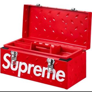 Supreme - supreme ツールボックス