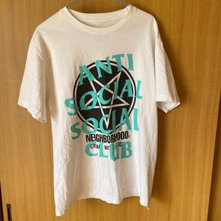 アンチ(ANTI)のANTI SOCIALSOCIALCLUB×NEIGHBORHOOD Tシャツ(Tシャツ/カットソー(半袖/袖なし))