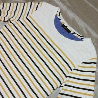 レイジブルー(RAGEBLUE)のRAGEBLUE ボーダー ロングTシャツ メンズ Mサイズ(Tシャツ/カットソー(七分/長袖))