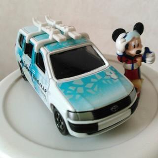 ディズニー(Disney)のディズニートミカ トヨタ プロボックス ミッキーです❗(ミニカー)