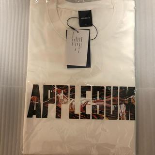 アップルバム(APPLEBUM)の applebum DANKO 白 新品未使用(Tシャツ/カットソー(半袖/袖なし))